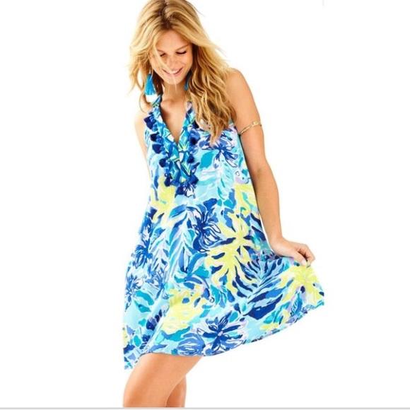 ea98900dafa7 Lilly Pulitzer Dresses | Achelle Swing Dress | Poshmark